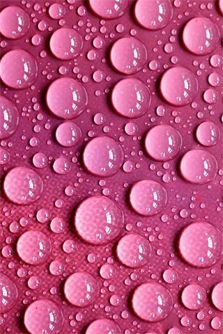 Water Drop iPhone Wallpaper