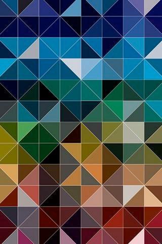 Arlequin Pattern
