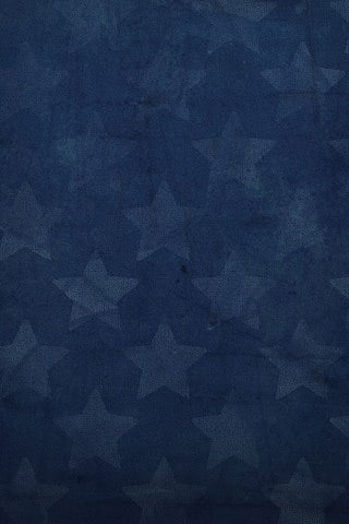 Blue Stars iPhone Wallpaper