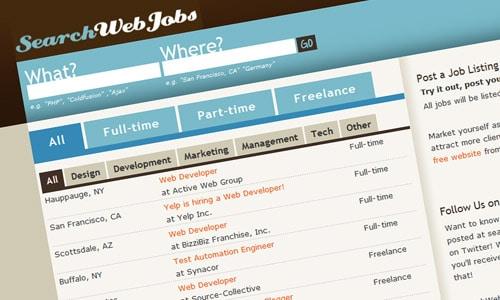 searchwebjobs.com
