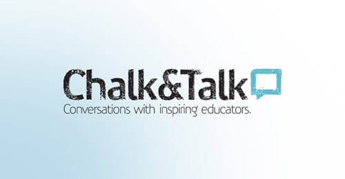 Chalk & Talk Logo