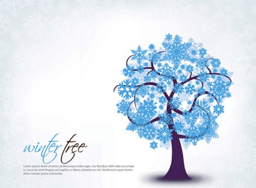 Winter Tree BY Dryicons