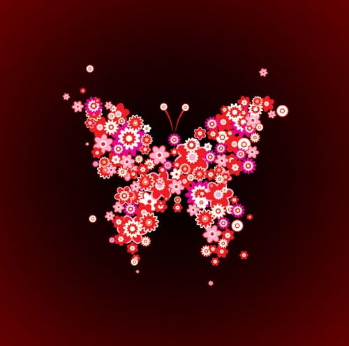 Butterfly Vector Vector Graphic BY Dryicons