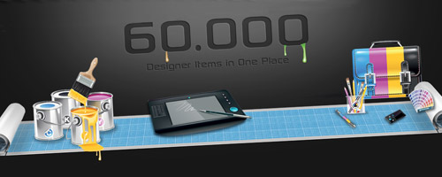 Win Over 60,000 Design Items From UltimateDesignerToolkit.com