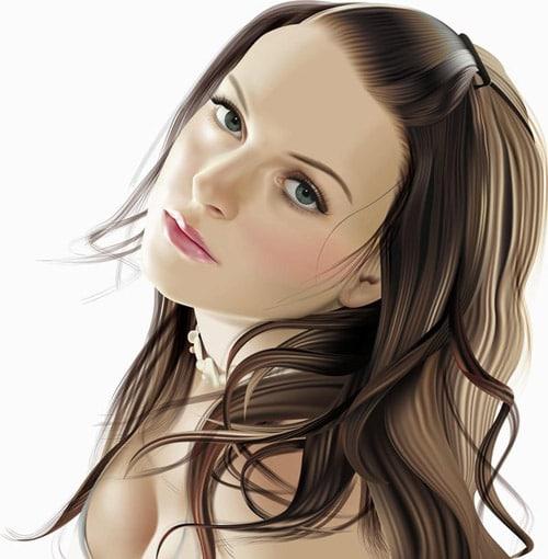 Lindsay by VinshArt