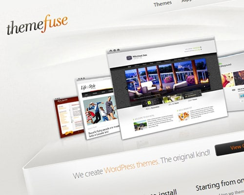 Original WP Themes and CMS WordPress Templates