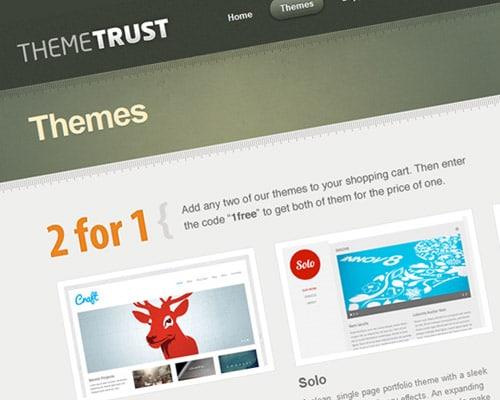 Themes | Theme Trust