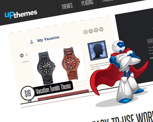 UpThemes - The Best Premium WordPress Themes