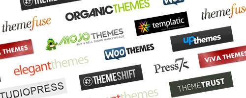 Ultimate Resource List For Premium WordPress Themes