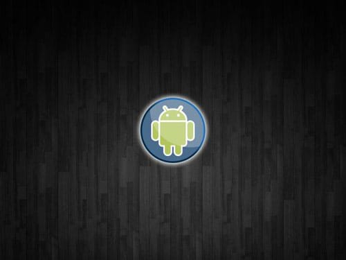 Android Wood Background