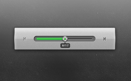 Simple Slider from 365psd