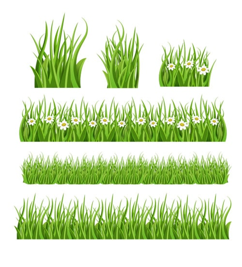 Green Grass PSD | FREE PSD FILES