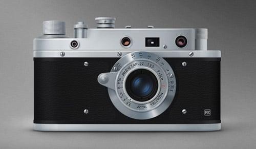 1956 Russian Film Camera Zorki