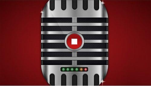 Microphone/Recorder UI