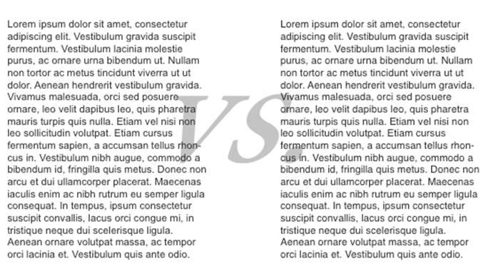 Arial Vs HelveticaHelvetica