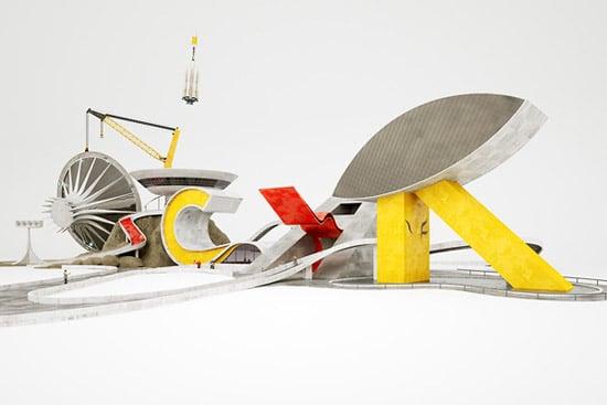 Design heroes : Oscar Niemeyer