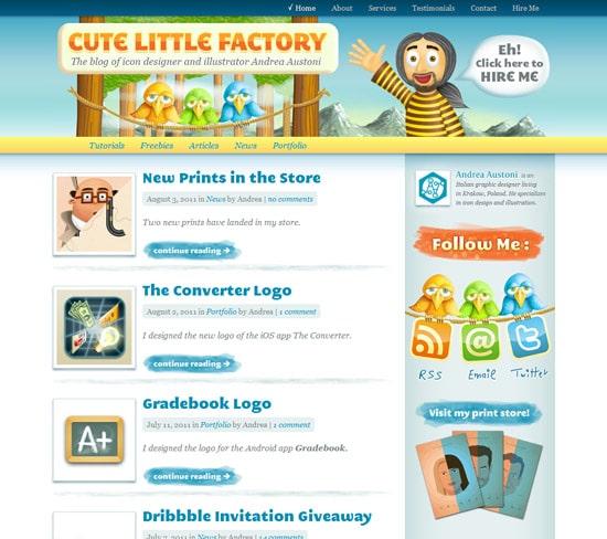 www.cutelittlefactory.com