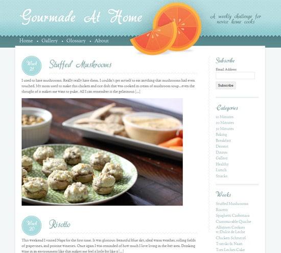 www.gourmadeathome.com