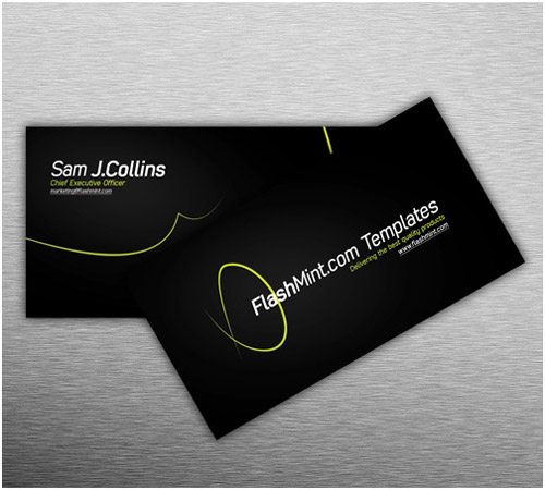 Business card design collection of 20 great tutorials designrfix how to create a stylish business card template in adobe photoshop reheart Images