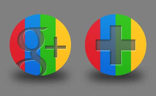 Google+ (Plus) icon by Sam McQueen