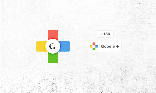 Google+ Icon by Aaron Moody