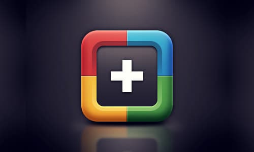 Google+ Icon by Alvin Thong