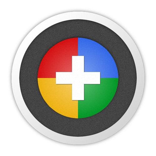 Google+ Logo by Swissendo