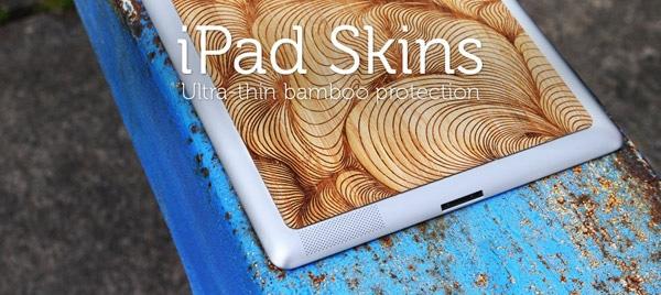 grovemade.com iPad Skins
