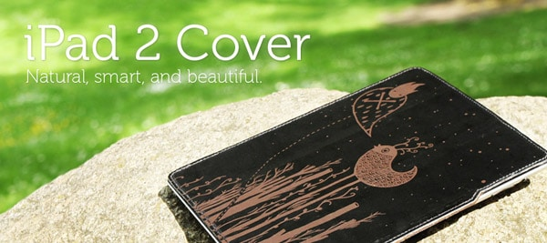 grovemade.com iPad 2 Cover