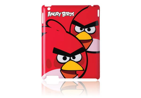 Angry Birds iPad 2 Red Bird