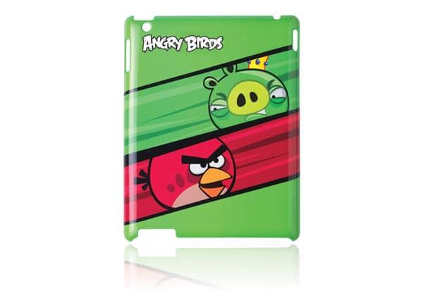 Angry Birds iPad 2 Pig King vs. Red Bird