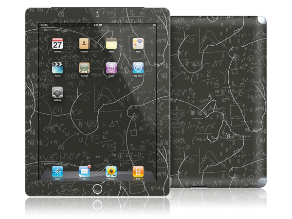 gelaskins.com - ROLLOUT - Pigs & Maths - iPad 2