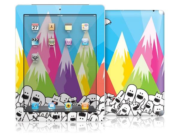 gelaskins.com - We Kill You - Mountain View - iPad 2