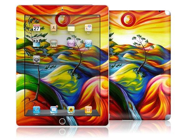 gelaskins.com - Sorsdahl - Summer Oasis - iPad 2