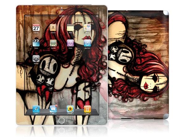 gelaskins.com - Playdead Cult - Devil Woman - iPad 2