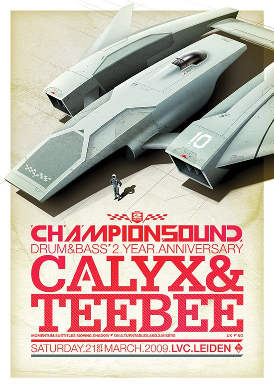 Champion Sound - 2 year anniversary