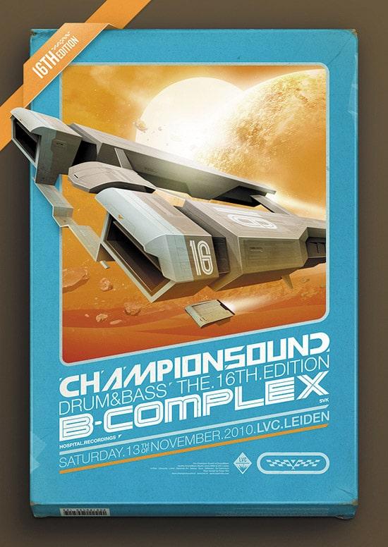 Champion Sound - 16th edition