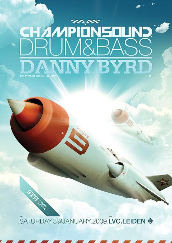 Champion Sound - Danny Byrd