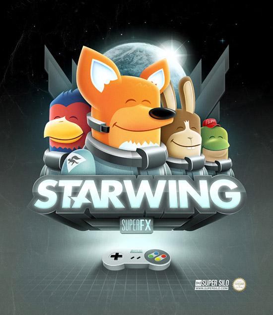 Starwing Remixed