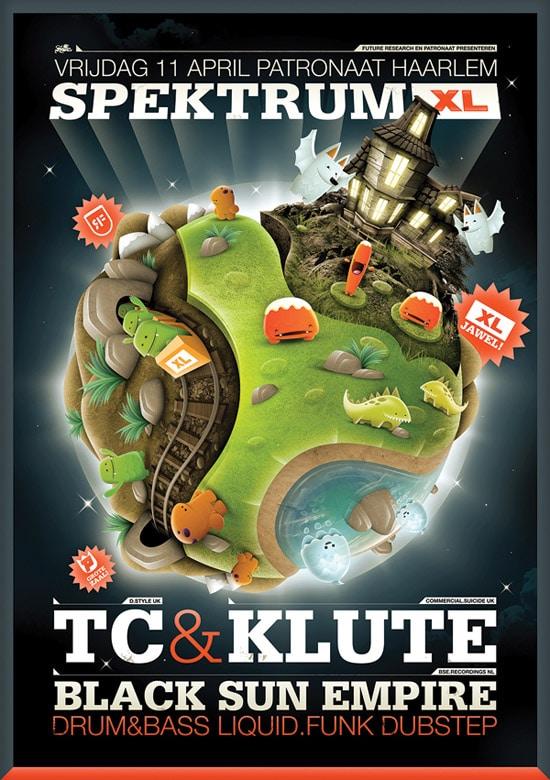 Spektrum XL8 - TC & Klute