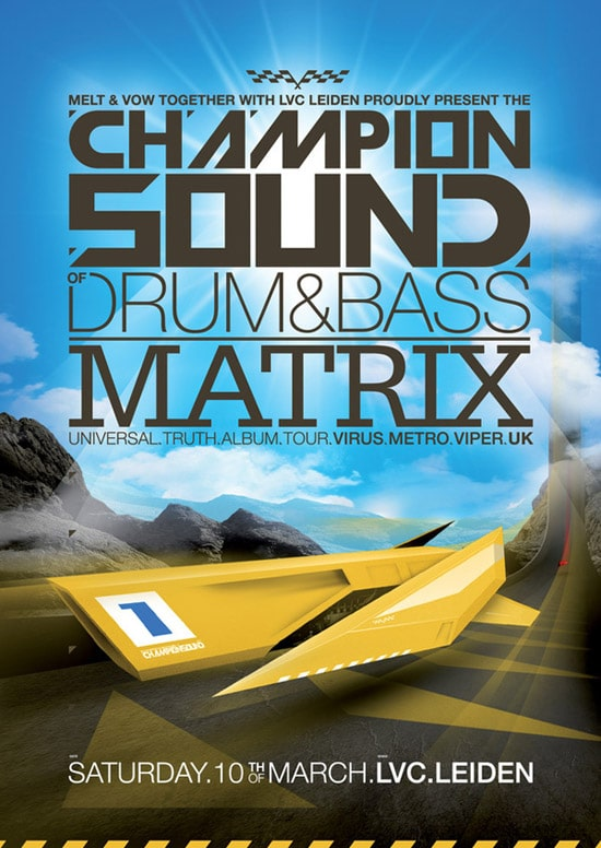 Champion Sound - Matrix
