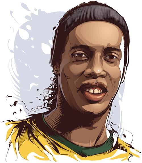 ESPN Magazine - Brazilian Sports Legends