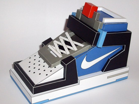 AIR CUBE FORCE 1