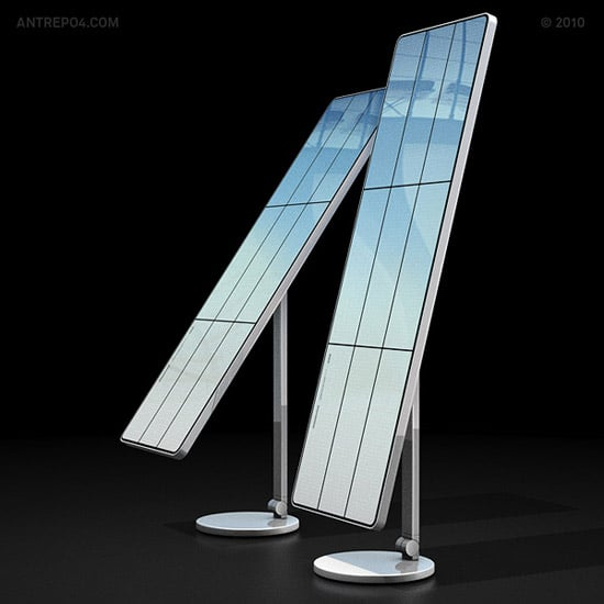 I'm not a solar panel