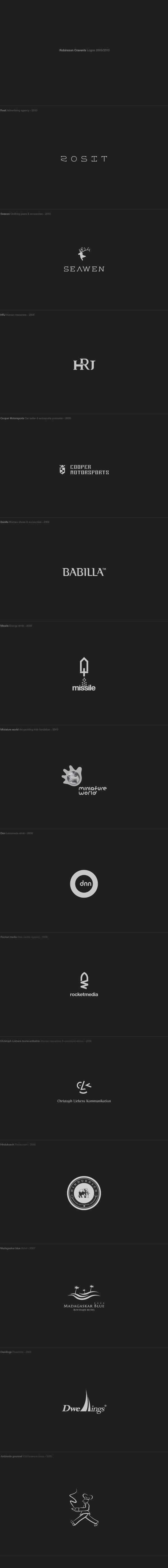 Logos 2005/2010