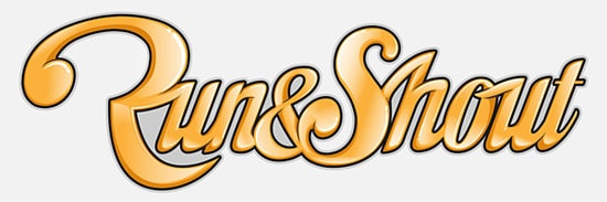 RunandShout Typography