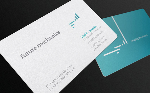 Future Mechanics Corporate Identity
