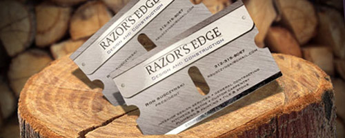 50+ Awesome Business Card Ideas