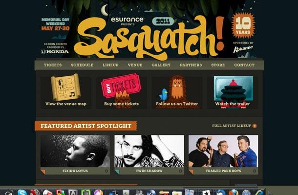 www.sasquatchfestival.com