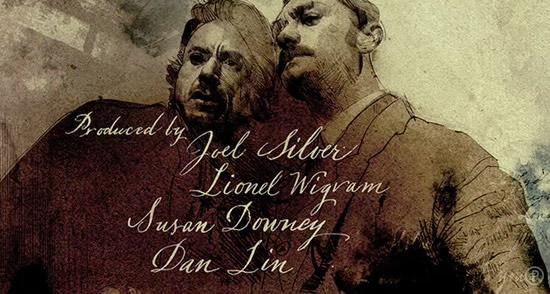 Sherlock Holmes Credits Prologue